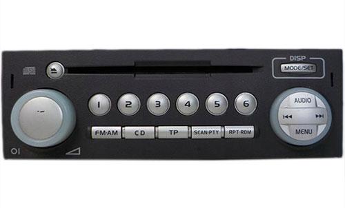 13 Pin CD tár csatlakozós