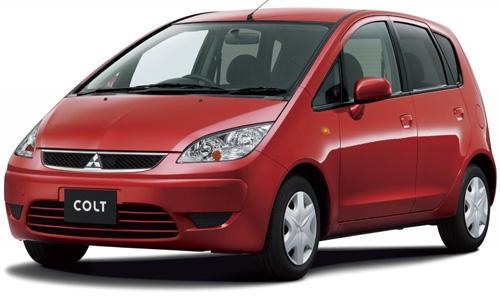 Mitsubishi Colt (2004-2008)