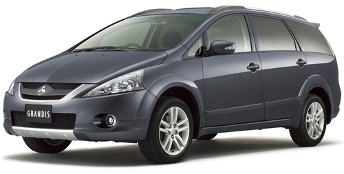 Mitsubishi Grandis (2003-2011)