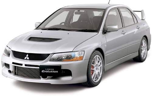 Mitsubishi Lancer (2004-2008)