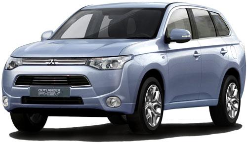 Mitsubishi Outlander (2013-)
