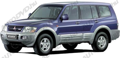 Mitsubishi Pajero (1999-2006)