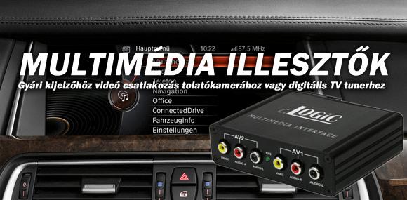 Multimédia, Videó illesztők