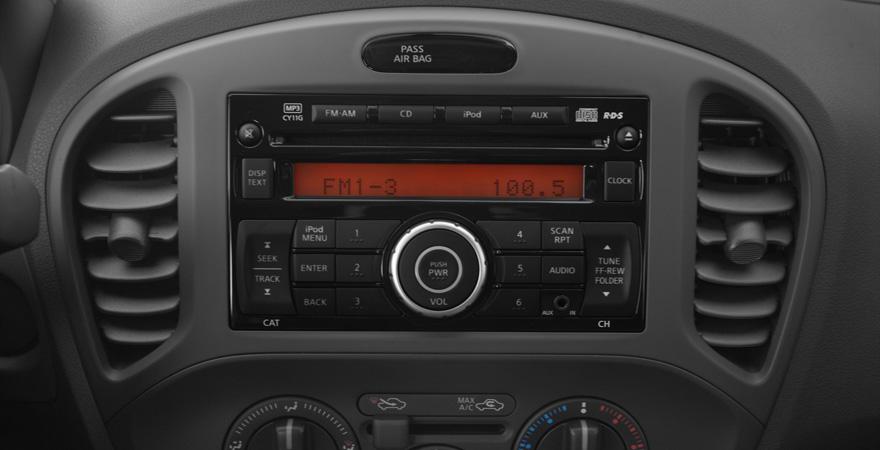 Nissan Juke (2010-2014)