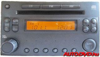 Nem belső CD táras, és nem navigációs (2003-2010)
