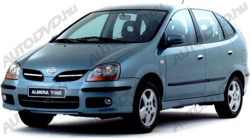 Nissan Almera Tino (2000-2006)