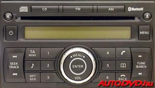 Nem belső CD táras, és nem navigációs (2005-2012)