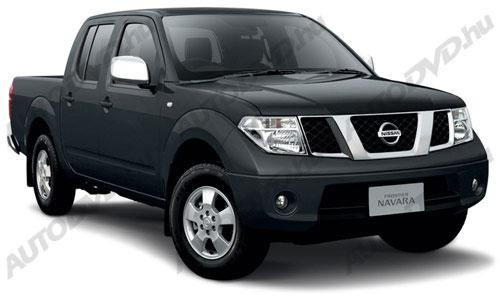Nissan Navara (2004-2015)