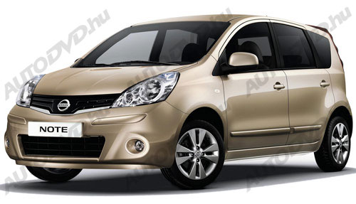 Nissan Note (2004-2013)