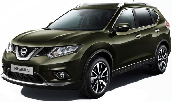 Nissan X-Trail (2014-)