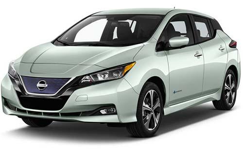 Nissan Leaf (2017-)