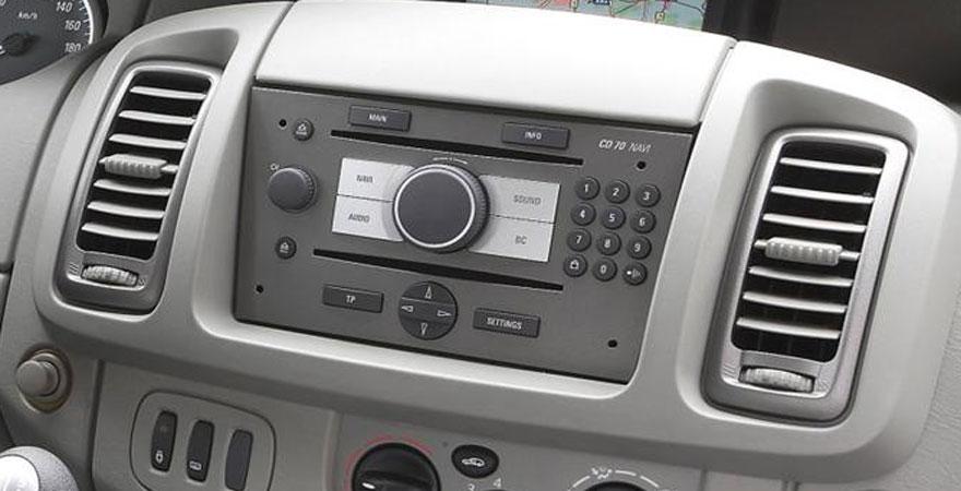 Opel Vivaro (2006-2010)