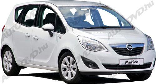 Opel Meriva B (2010-2017)