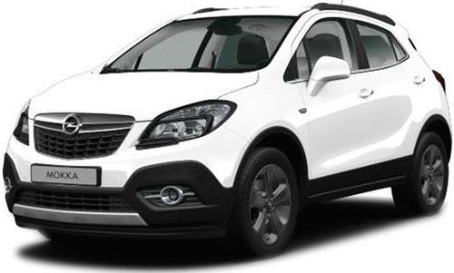 Opel Mokka (2012-2016)