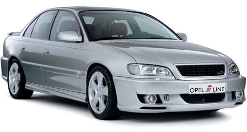 Opel Omega B2 (1999-2003)