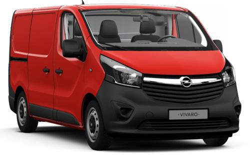 Opel Vivaro (2014-2018)