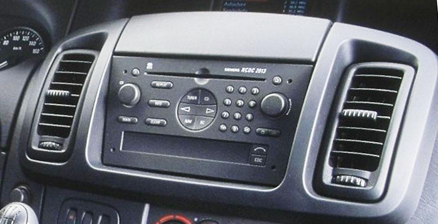 Opel Vivaro (2001-2006)