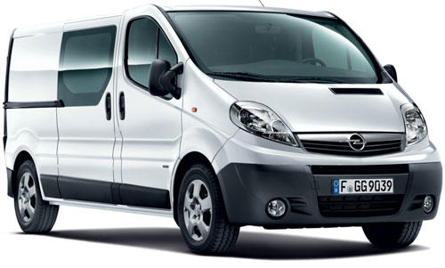 Opel Vivaro (2001-2014)