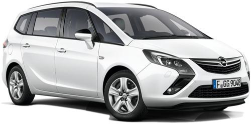 Opel Zafira Tourer C (2011-2018)