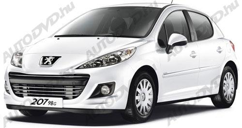 Peugeot 207 3/5D/SW