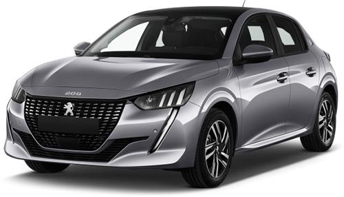 Peugeot 208 II (2019-)
