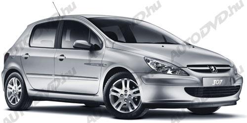 Peugeot 307 3/5D