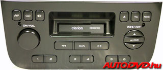Clarion 1646A RD3 (2000-2004)