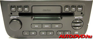 Clarion 2184A RD3 (2000-2004)