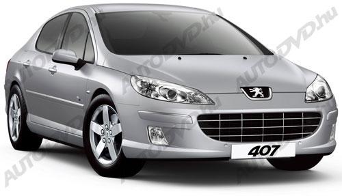 Peugeot 407 (2004-2010)