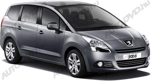 Peugeot 5008 (2009-2016)