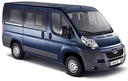 Peugeot Boxer (2006-2014)