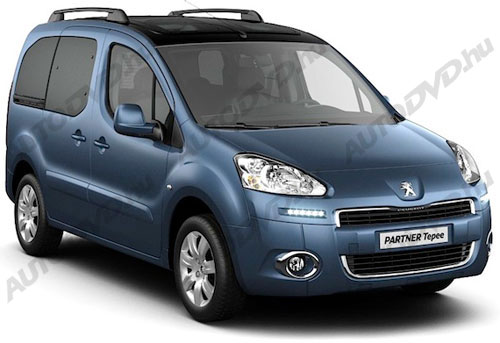 Peugeot Partner II (2008-2018)