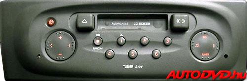 VDO Tuner list (1999-2003)