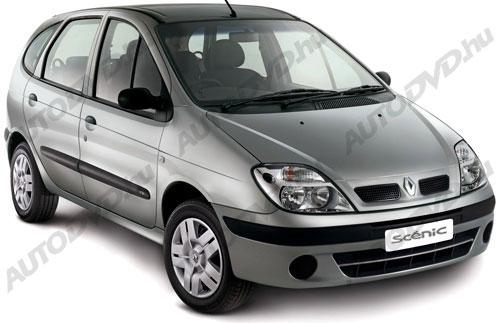 Renault Scenic I (1999-2003)