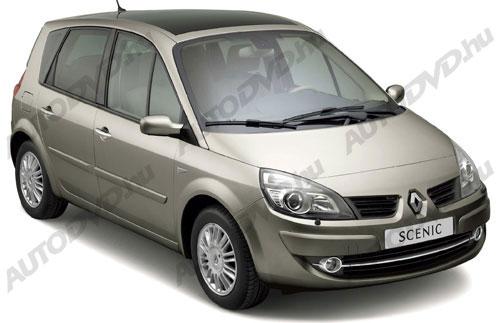 Renault Scenic II (2004-2009)