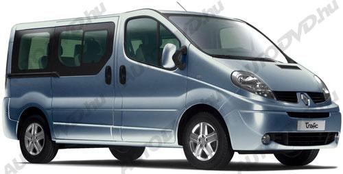 Renault Trafic II (2001-2014)