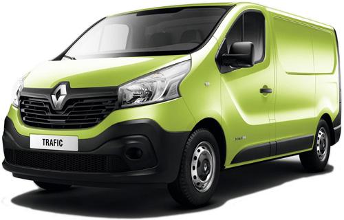 Renault Trafic III (2014-)