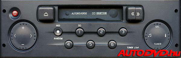 VDO Tuner list MD (1997-2010)