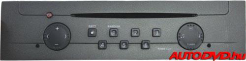VDO Tuner list (2002-2009)