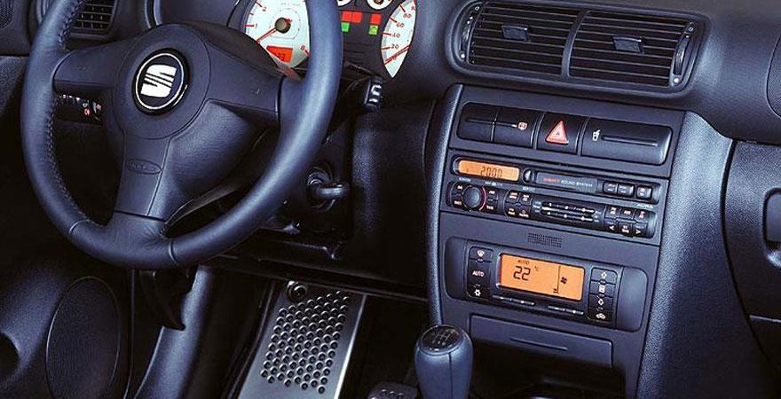 Seat Leon, 1 DIN (1996-2006)