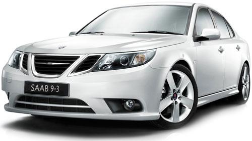 Saab 9-3 (2003-2012)