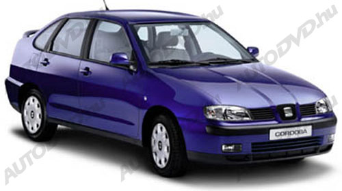 Seat Cordoba I (1993-2002)