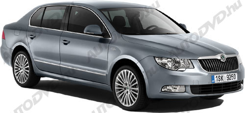 Skoda Superb II (2008-2013)