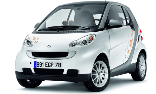 Smart Fortwo, W451 (2007-2014)