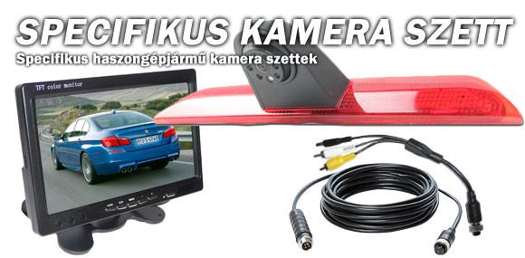 Specifikus Kamera Szett