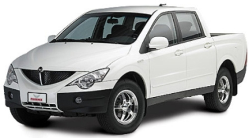 SsangYong Actyon (2006-)
