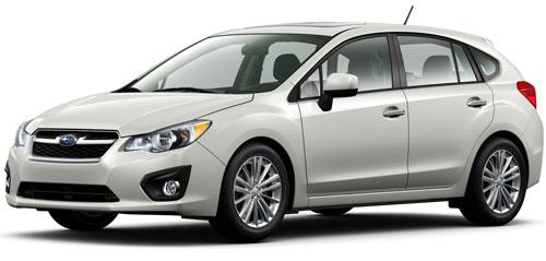 Subaru Impreza (2012-2016)