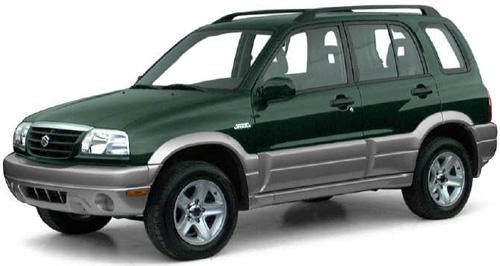 Suzuki Grand Vitara (1998-2005)