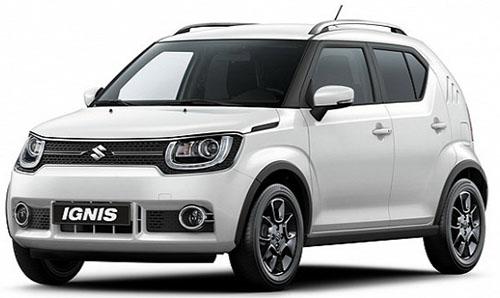 Suzuki Ignis (2016-)