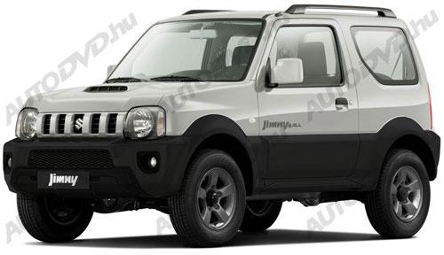 Suzuki Jimny (1998-2018)
